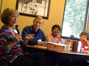 Village Writers' Club Publishing Panel